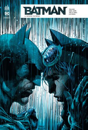 Batman Rebirth # 8