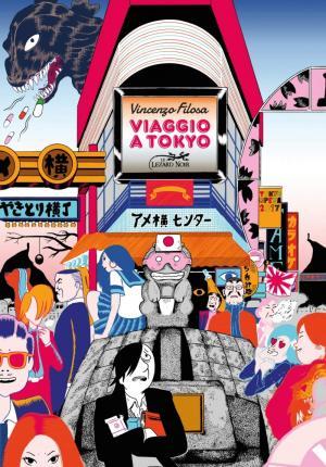 Voyage à Tokyo 1