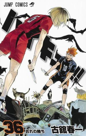 Haikyu !! Les As du Volley # 36