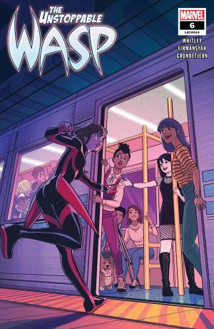 The Unstoppable Wasp 6 Issues V2 (2018 - Ongoing)