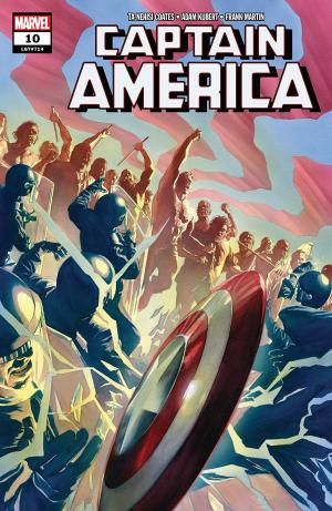 Captain America # 10 Issues V9 (2018 - Ongoing)