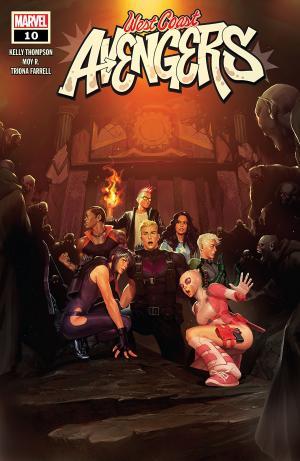 West Coast Avengers # 10 Issues V3 (2018 - 2019)
