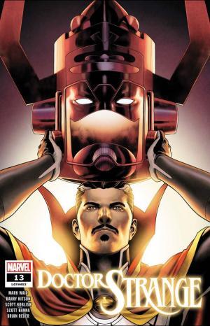Docteur Strange # 13 Issues V8 (2018 - Ongoing)