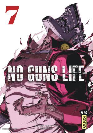 No Guns Life 7 Simple