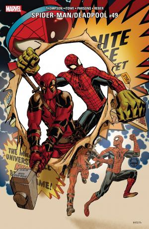Spider-Man / Deadpool # 49 Issues (2016 - 2019)