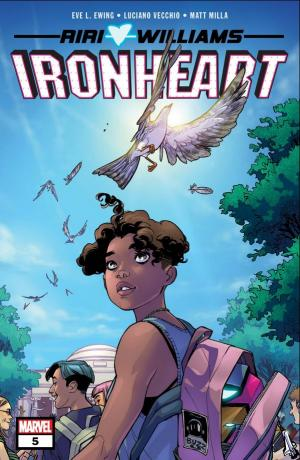 Ironheart 5 Issues (2018 - Ongoing)