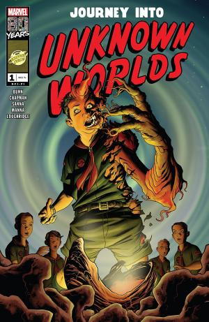 Journey Into Unknown Worlds édition Issue (2019)