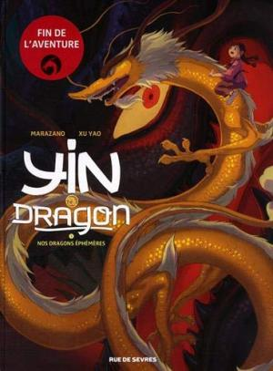 Yin et le Dragon 3 Simple
