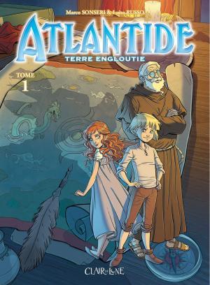 Atlantide, terre engloutie 1 simple