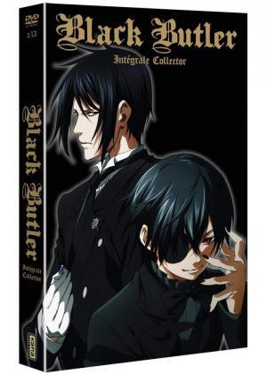 Black Butler  Intégrale collector