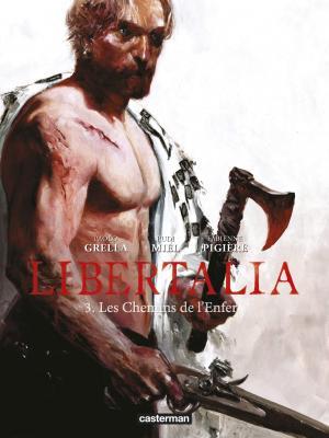 Libertalia 3 - Les chemins de l'enfer