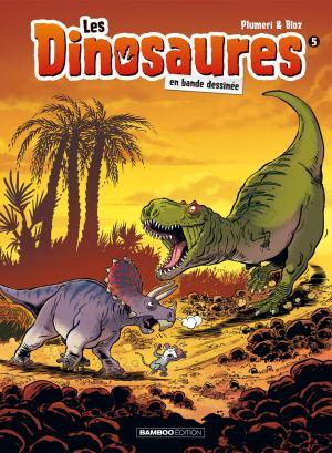 Les dinosaures en bande dessinée 5 Réédition 2017