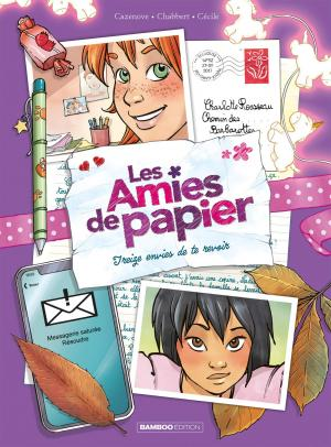 Les amies de papier 3 Simple