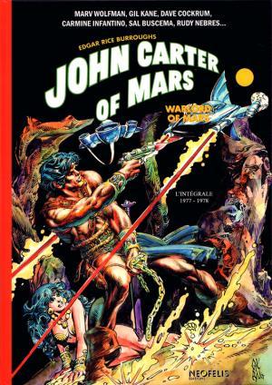 John Carter - Warlord of Mars édition TPB Hardcover (cartonnée)