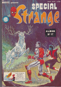 Spécial Strange # 17 Reliure éditeur (1977 - 1997)