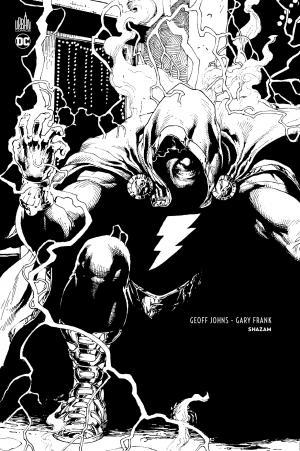 Justice League # 1 TPB hardcover (cartonnée) - Noir et Blanc