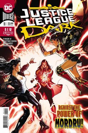 Justice League Dark 11 Issues V2 (2018 - Ongoing)