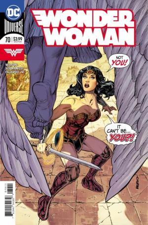 Wonder Woman # 70 Issues V5 - Rebirth (2016 - 2019)