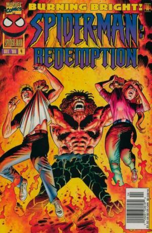 Spider-Man - Redemption # 4 Issues