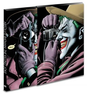 Batman - Rire et Mourir # 1 TPB Hardcover (cartonnée) - Absolute