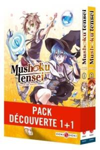 Mushoku Tensei édition Pack découverte