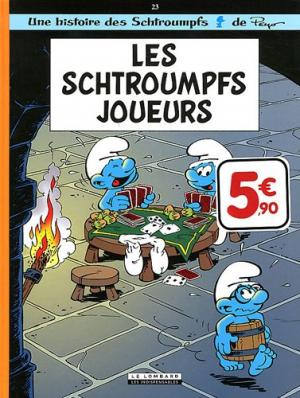 Les Schtroumpfs édition Réédition