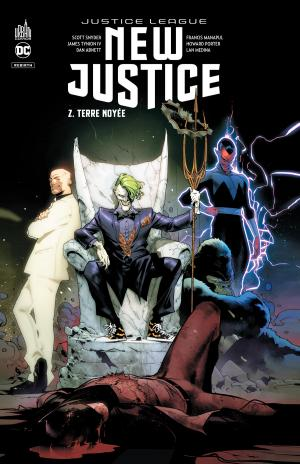 New Justice 2 TPB Hardcover (cartonnée)