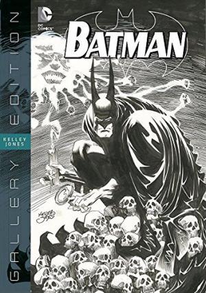 Batman - Kelley Jones Gallery Edition édition TPB Hardcover (cartonnée) - Gallery Edition