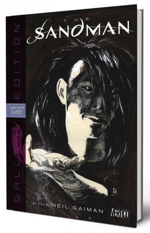 Sandman édition TPB Hardcover (cartonnée) - Gallery Edition