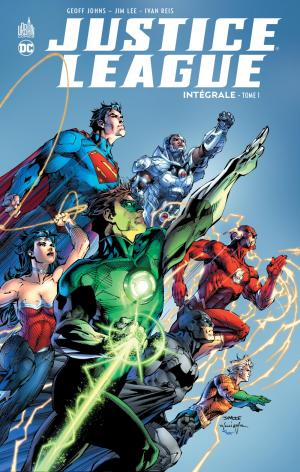 Justice League # 1 TPB hardcover - Issues V2 - Intégrale