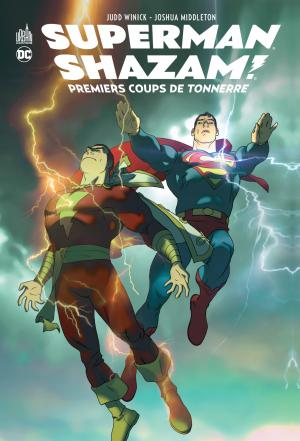 Superman - Shazam  TPB hardcover (cartonnée)
