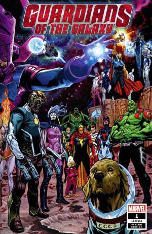 Les Gardiens de la Galaxie # 1 Issues V6 (2019 - Ongoing)