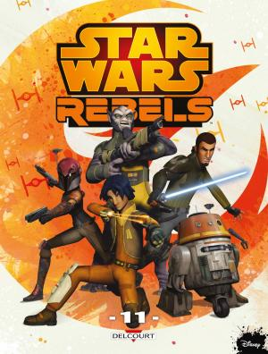 Star Wars - Rebels 11 TPB hardcover (cartonnée)
