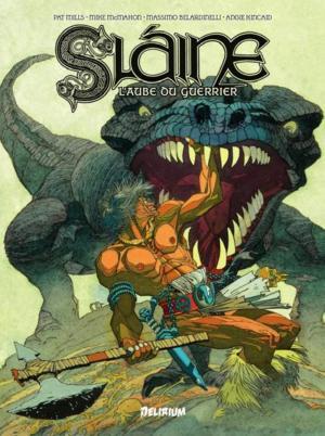Slaine - L'aube du guerrier 1 TPB Hardcover (cartonnée)