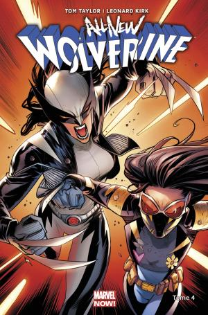 All-New Wolverine 4 TPB Hardcover - Marvel Now!