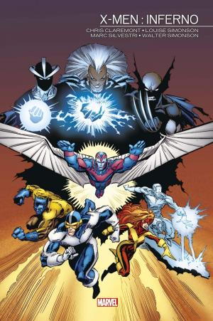 X-men - Inferno  TPB Hardcover (cartonnée) - Marvel Events
