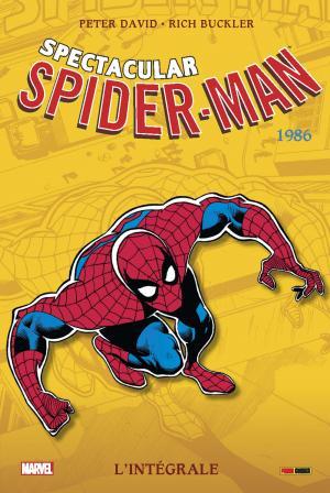 Spectacular Spider-Man 1986 TPB hardcover - L'Intégrale