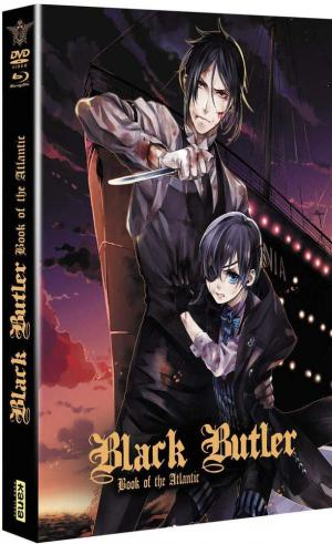 Black Butler : Book of the Atlantic  Edition Collector Limitée