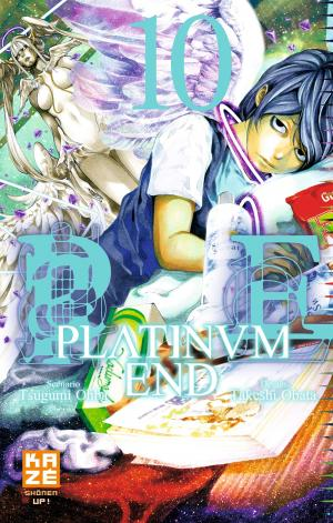 Platinum End # 10