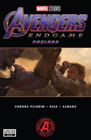 Avengers - Endgame - Le Prologue du Film # 3 Issues (2018 - 2019)