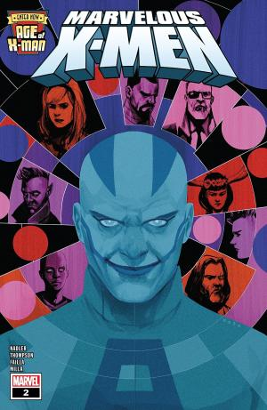 Age of X-Man - The Marvelous X-Men 2 Issues (2019)