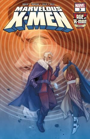 Age of X-Man - The Marvelous X-Men 3 Issues (2019)