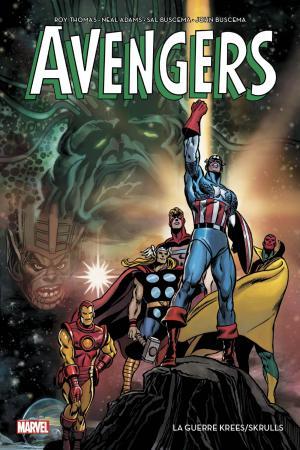 Vengeurs - La Guerre Krees / Skrulls  TPB hardcover (cartonnée)