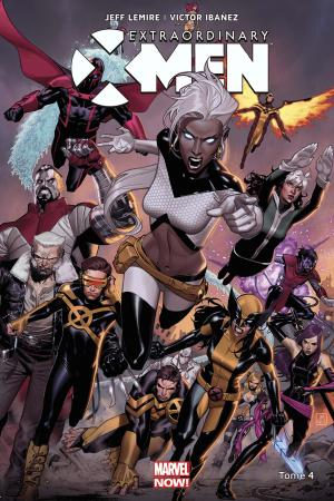 Extraordinary X-Men 4 TPB Hardcover - Marvel Now!