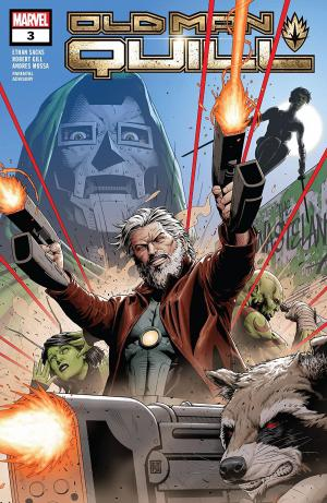 Old Man Quill 3 Issues (2019 - Ongoing)
