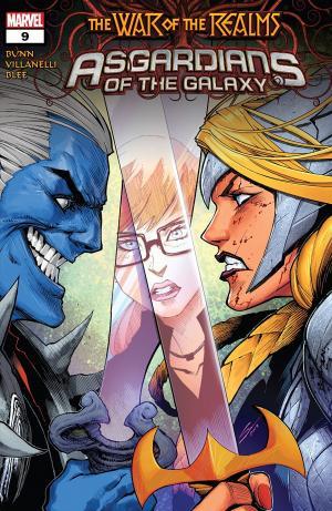 Les Asgardiens de la Galaxie 9 Issues (2018 - 2019)
