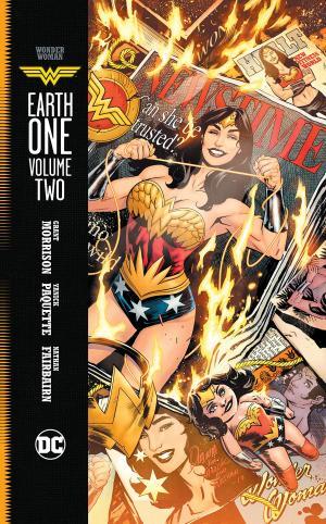 Wonder Woman - Terre Un # 2 TPB softcover (souple)