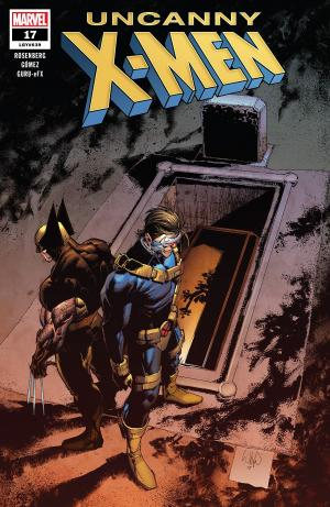 Uncanny X-Men # 17 Issues V5 (2018 - Ongoing)