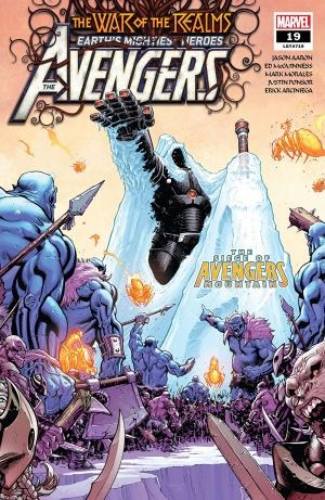 Avengers # 19 Issues V8 (2018 - Ongoing)