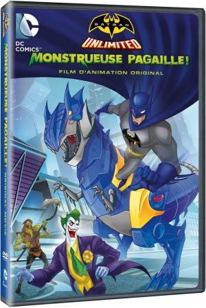 Batman Unlimited : Monstrueuse pagaille édition simple